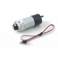 3259E_0 - 12V/2.4Kg-cm/202RPM 18:1 DC Gear Motor w/ Encoder