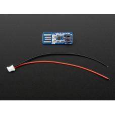 1304 - Adafruit Micro Lipo - USB LiIon/LiPoly charger - v1