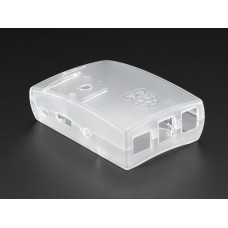 1997 - Raspberry Pi B+ / Pi 2 / Pi 3 Frosted White Enclosure