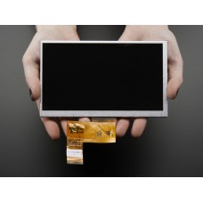 "2353 - 7.0"" 40-pin TFT Display - 800x480 without Touchscreen"