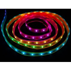 306 - Digital RGB LED Weatherproof Strip - LPD8806 32 LED