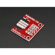 345 - Nunchucky (Wii Nunchuck breakout adapter)