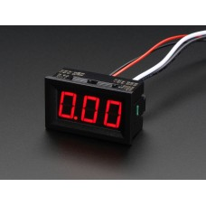 574 - Panel Current Meter - 0 to 9.99A