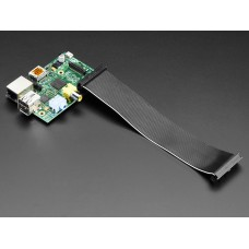 862 - GPIO Ribbon Cable for Raspberry Pi Model A and B - 26 pin