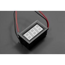 DFR0130-B - LED Voltage Meter (Blue)