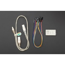 DFR0178 - 24Mhz 8 Channel Logic analyzer (Saleae Logic Compatible)