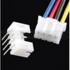 709916 - Cable + Connector from PCB type JST - 4 poles