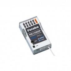 FUTL7605 - Futaba R2106GF 6-Channel S-FHSS Micro Receiver