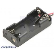 1141 - 2-AAA Battery Holder