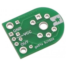 1479 -Pololu Carrier for MQ Gas Sensors (Bare PCB Only)