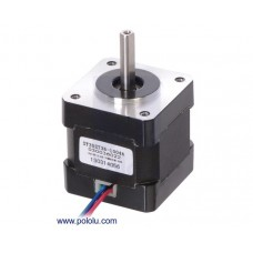 1209 - Stepper Motor: Bipolar, 200 Steps/Rev, 35×36mm, 2.7V, 1 A/Phase