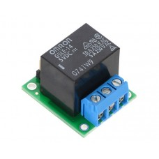 2480 - Pololu Basic SPDT Relay Carrier with 5VDC Relay (Assembled)