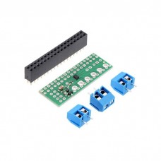 2753 - Pololu DRV8835 Dual Motor Driver Kit for Raspberry Pi