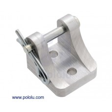 2314 - Mounting Bracket for Glideforce Light-Duty Linear Actuators - Aluminum