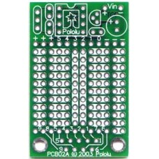 331 - PCB02A 8-pin PIC prototyping PCB