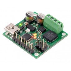 1394 - Jrk 21v3 USB Motor Controller with Feedback (Connectors Soldered)
