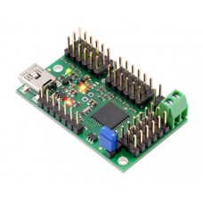 1354 - Mini Maestro 18-Channel USB Servo Controller (Assembled)