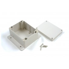 BOX4200_0 - Waterproof Enclosure (115x90x68) with Flange